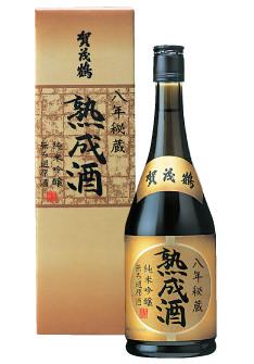 純米吟醸 八年秘蔵熟成酒