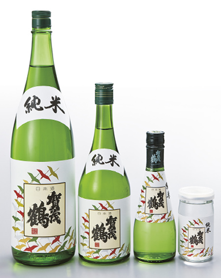 新 純米酒 【2011年9月詰口分より順次、蔵元出荷】
