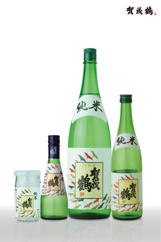 純米酒 | ブランド | 日本酒・清酒「賀茂鶴」醸造元:賀茂鶴酒造株式 ...